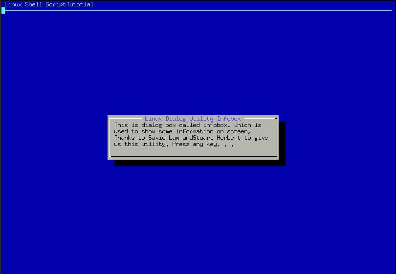 Linux shell scripting tutorial v1. 05r3 a beginner's handbook.